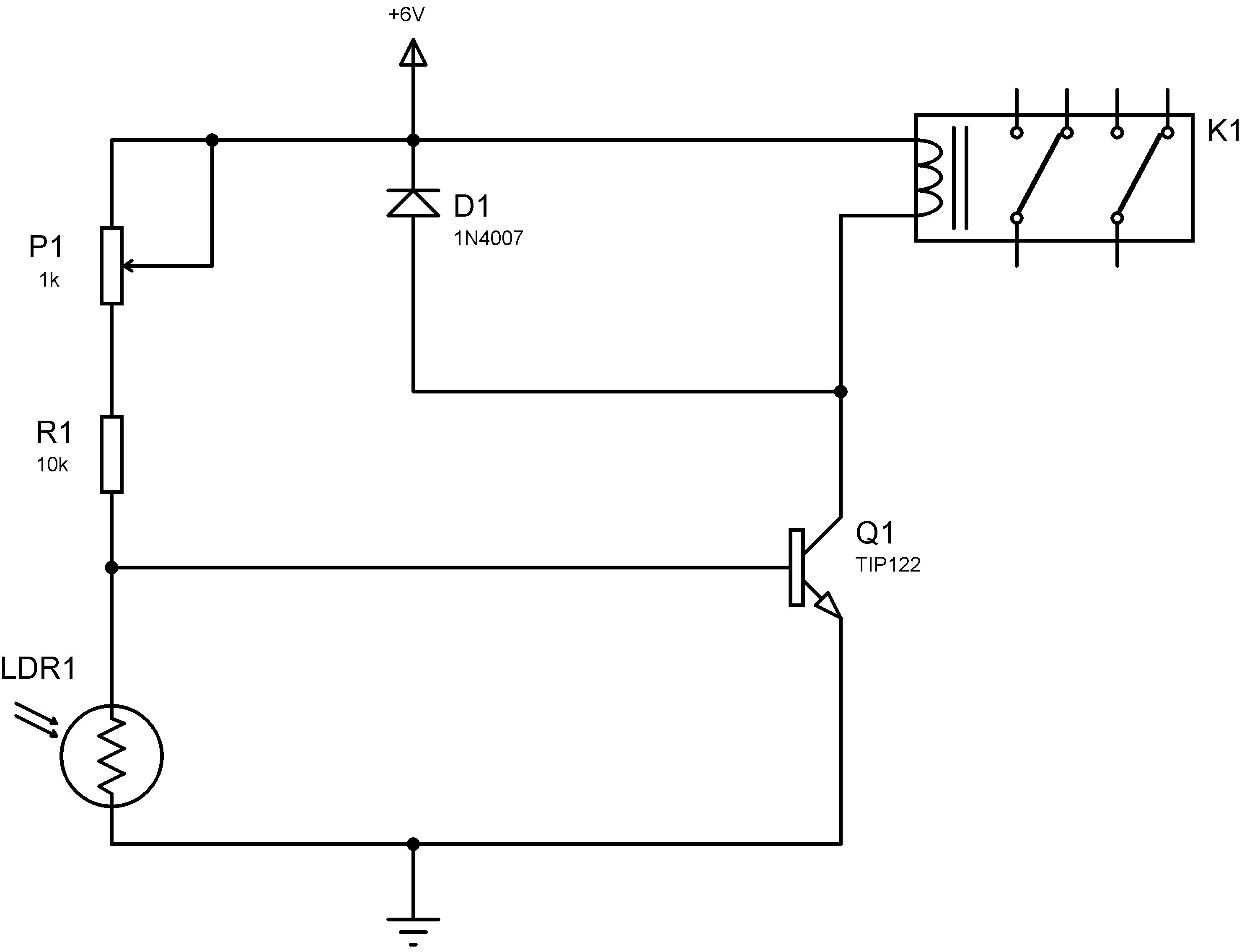 Circuito Ldr : Wrkits engenharia eletrônica sensor de obstáculo para